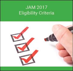 IIT JAM Eligibility Criteria