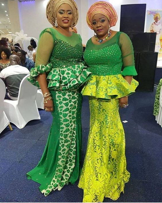 100 Beautiful Ankara Skirt and Blouse Fashion Styles for African Women Pics