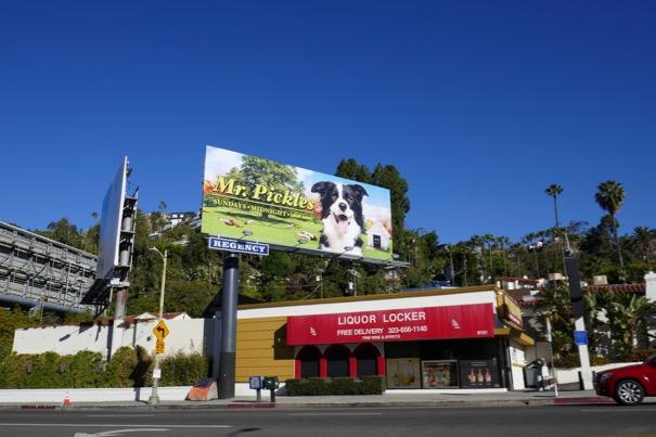 Mr Pickles season 3 billboard