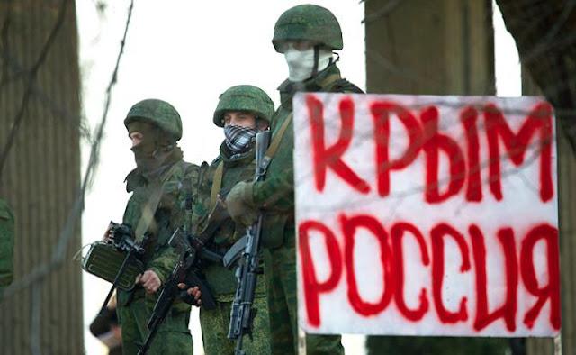США объявят Крыму «вечный шах»