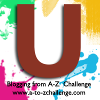U is for Umber #AtoZChallenge
