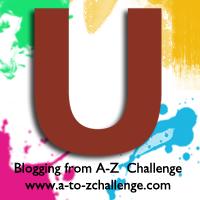 U is for Umber #AtoZChallenge