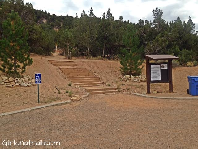 Kanarra Falls trail head