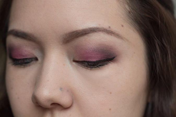sleek idivine enchanted forest eyeshadow palette review