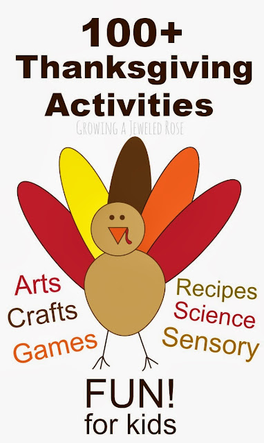 Over 100 Thanksgiving Activities for Kids.  So many fun ideas!  #thanksgiving #thanksgivingcrafts #thanksgivingcraftsforkids #thanksgivingcraftsfortoddlers #thanksgivingactivities #thanksgivingactivitiesforkids