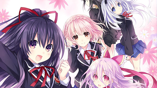Date A Live: Rio Reincarnation HD para PlayStation 4