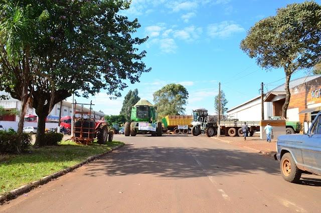Urgente: Caminhoneiros de Roncador informam