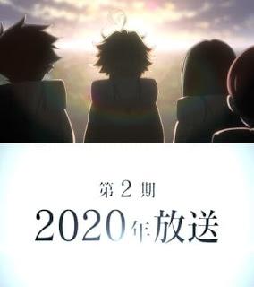 تقرير أنمي نيفرلاند الموعودة الموسم الثاني Yakusoku no Neverland 2nd Season