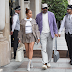 Steve Harvey And His Beautiful Wife, Majorie, Step Out Stylish
