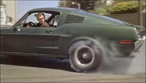 1968 Mustang GT 390 CID Fastback - Film Bullitt