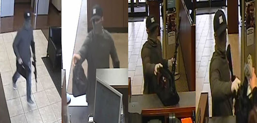 Suspect Robs Two Banks Within an Hour in Clear Lake