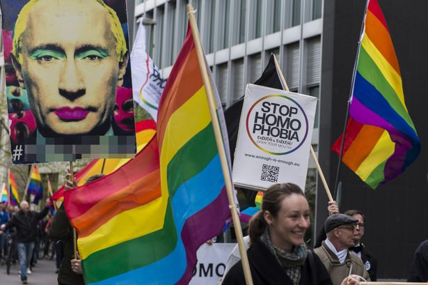 Image result for gays in chechnya