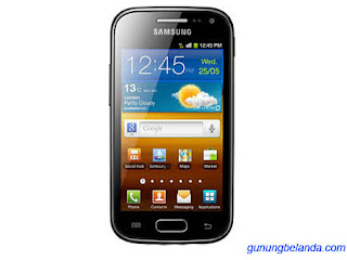 Cara Flashing Samsung Galaxy Ace 2 Latin GT-I8160L