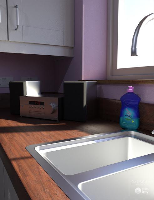 Northern Terrace Kitchen White Goods