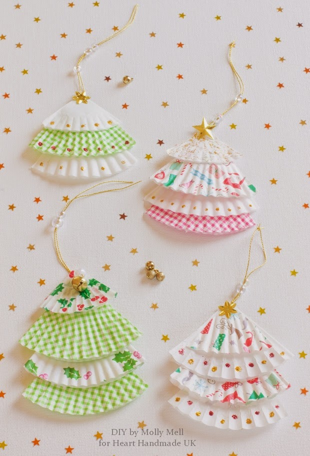 Molly Mell: Very Merry DIY Christmas Gift Tags - A Craft ...