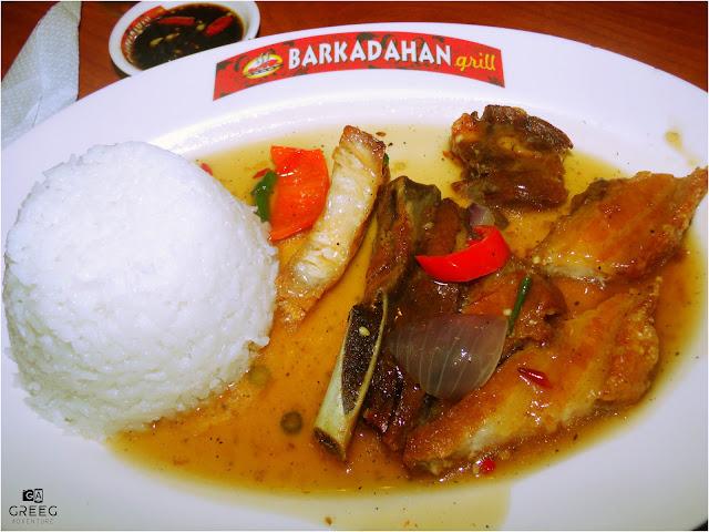Spicy Pork Kawali
