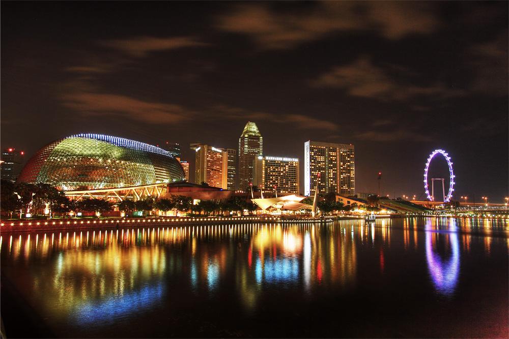 Keanpoh Photographer Night In Singapore