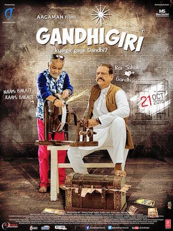 Gandhigiri 2016 Hindi Full Movie Download