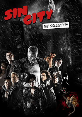 Sin City Coleccion DVD R1 NTSC Latino