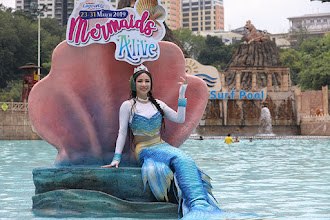 Sunway Lagoon's Waves of Fun Programme Presents Mermaids Alive! from 23rd to 31st March 2019