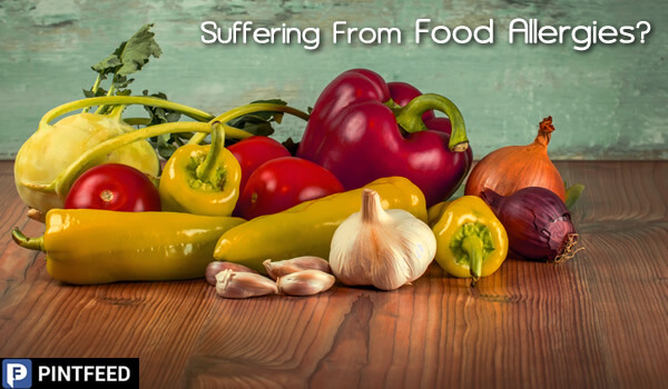 PintFeed | Suffering From Food Allergies?