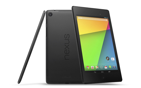 2nd-gen Google Nexus 7 2013