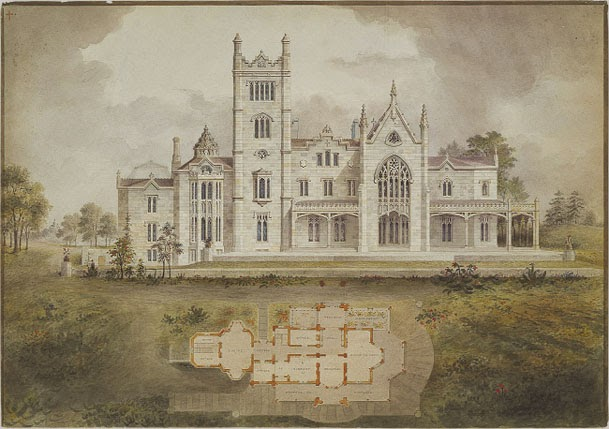 Lostpastremembered Lyndhurst Mansion And New York Times