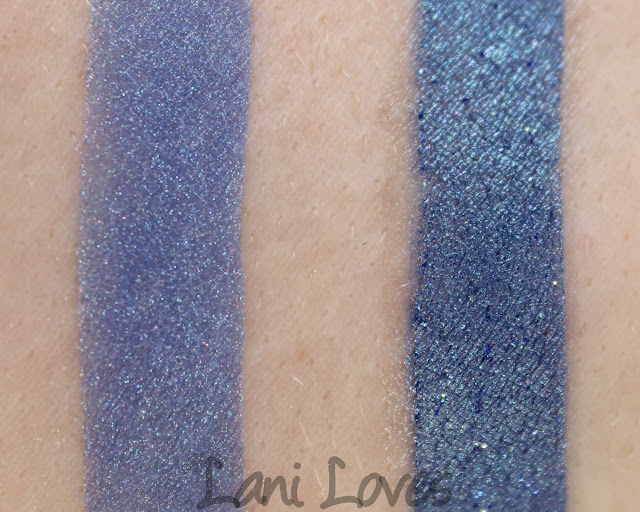 Innocent + Twisted Alchemy Ethereal's Tears Eyeshadow Swatches & Review