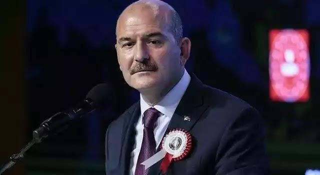 Υπουργός Εσωτερικών Τουρκίας: Είμαστε ένα ευγενές έθνος, οι πρόγονοι μας προώθησαν την φιλοσοφία