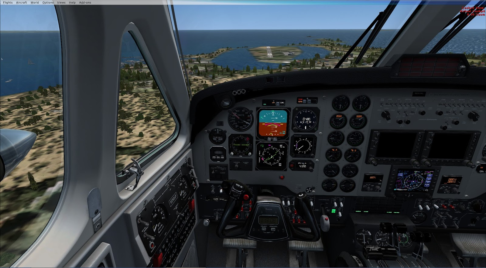 MS Flight Simulator X: VFR France Bretagne and FSX Steam