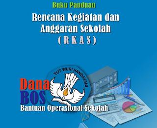 Download Aplikasi dan Panduan RKAS dana BOS Kemdikbud