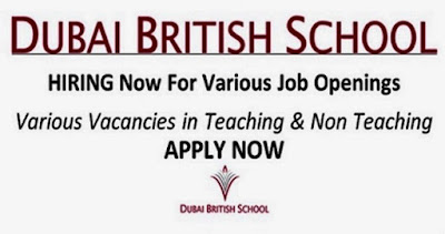 Latest Job Vacancies at Dubai British School