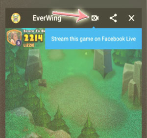 Cara Live Streaming Video Sambil Bermain Game Di Facebook Messenger