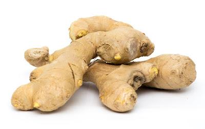 Ginger for back pain