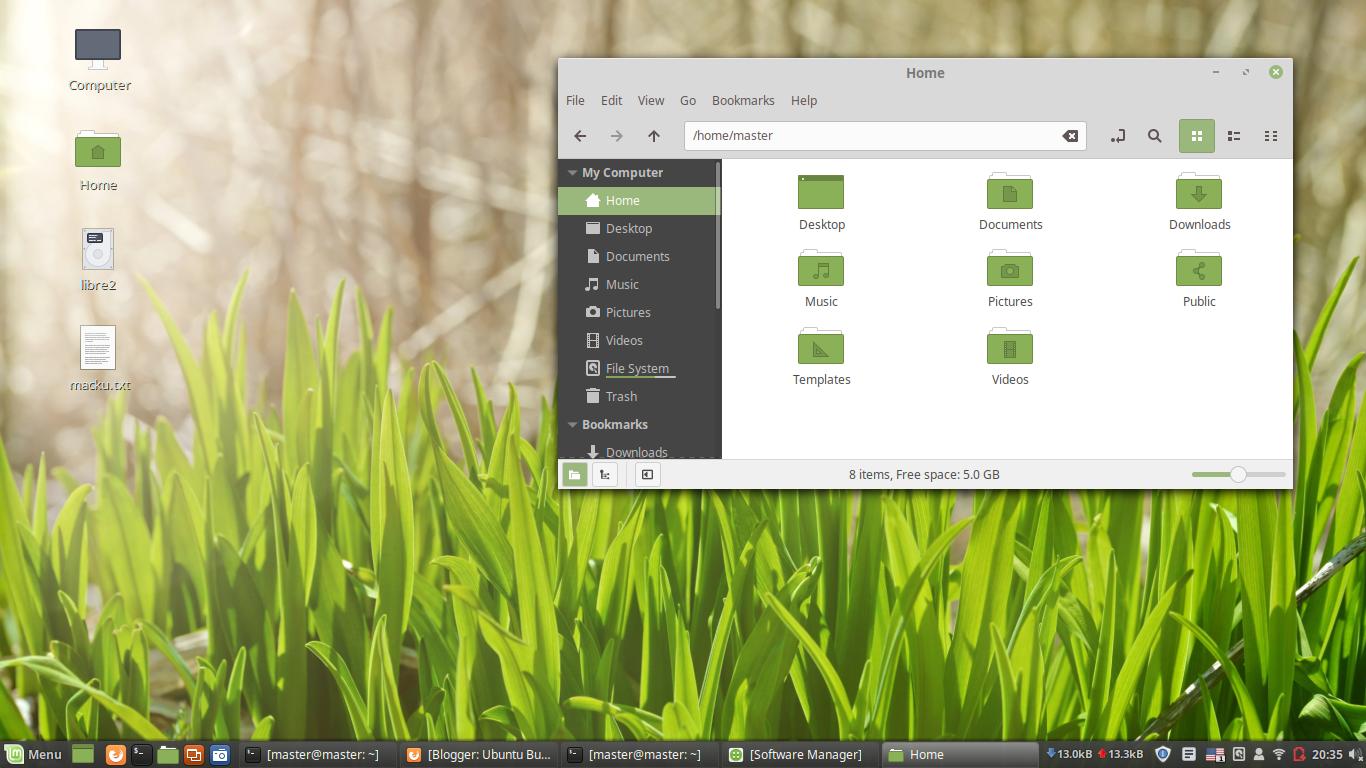 Ubuntu Buzz !: GNU/Linux Review: Linux Mint 19 LTS Cinnamon