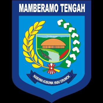 Logo Kabupaten Mamberamo Tengah PNG