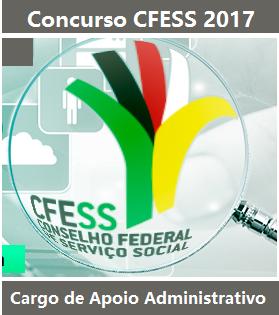 Apostila Conselho Federal de Serviço Social - CFESS - Assistente Técnico Administrativo