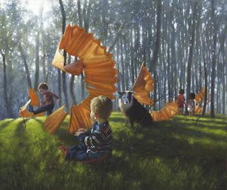 cuadros-surrealistas-de-animales-personas