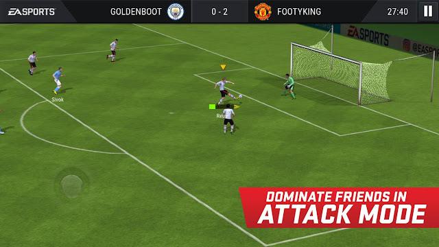 Fifa Mobile Soccer 2017 Mod Apk