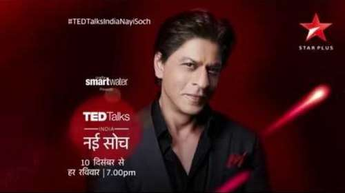 Poste of TED Talks India Nayi Soch 7th January 2018 180MB