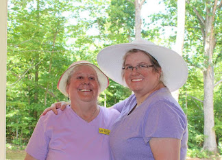 Helen and Cathy Helms