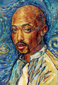 Hour Of The Wolf A Poem By Tupac Shakur