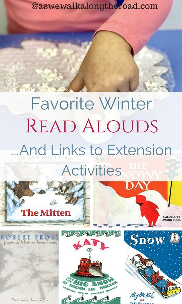 Winter Read Alouds With Activity Extension Ideas