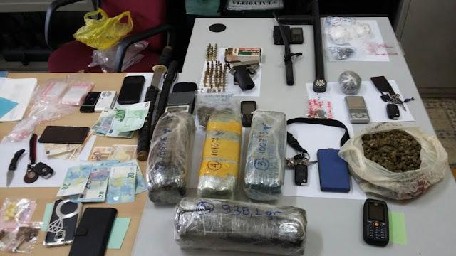 Εξαρθρώθηκε πολυμελής εγκληματική οργάνωση διακίνησης ναρκωτικών ουσιών (+ΦΩΤΟ)