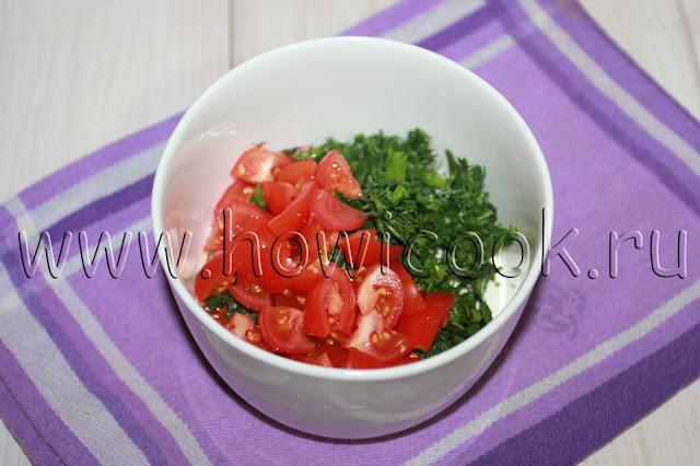 рецепт сметанного соуса с аджикой с пошаговыми фото
