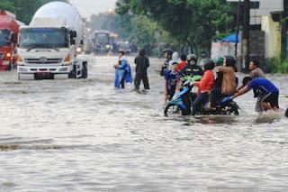 Pemkot Bandung Atasi Banjir Gedebage dengan Tol Air