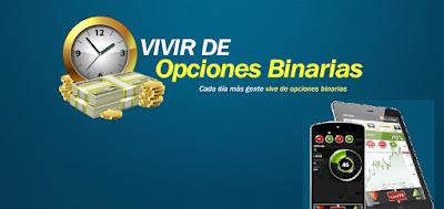 App en iOS y Android Para Opciones Binarias