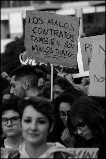 cartel,manifestacion,valencia,dia,feminista,8M,