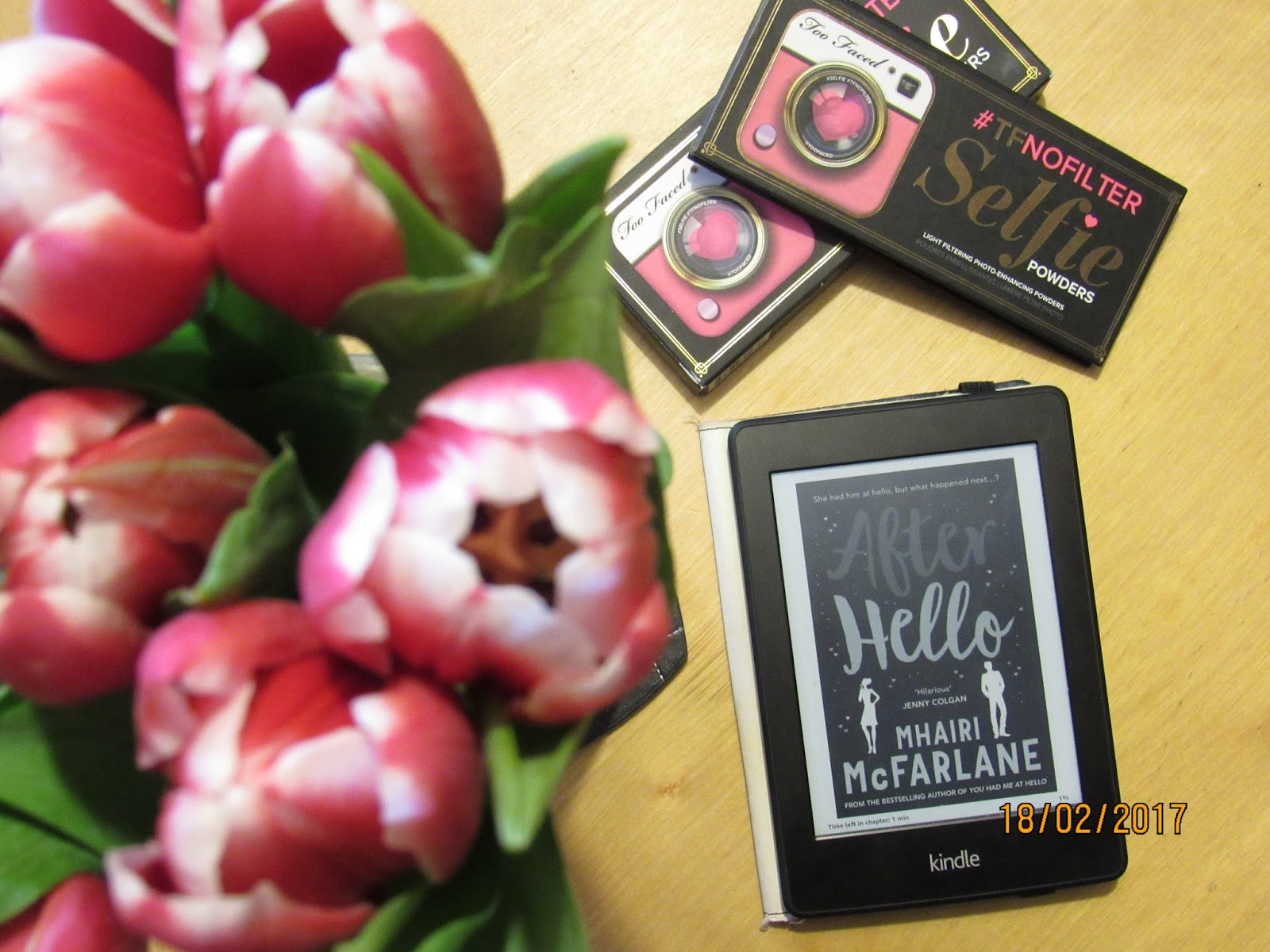 Blooming Fiction lifestyle blog, book review After Hello