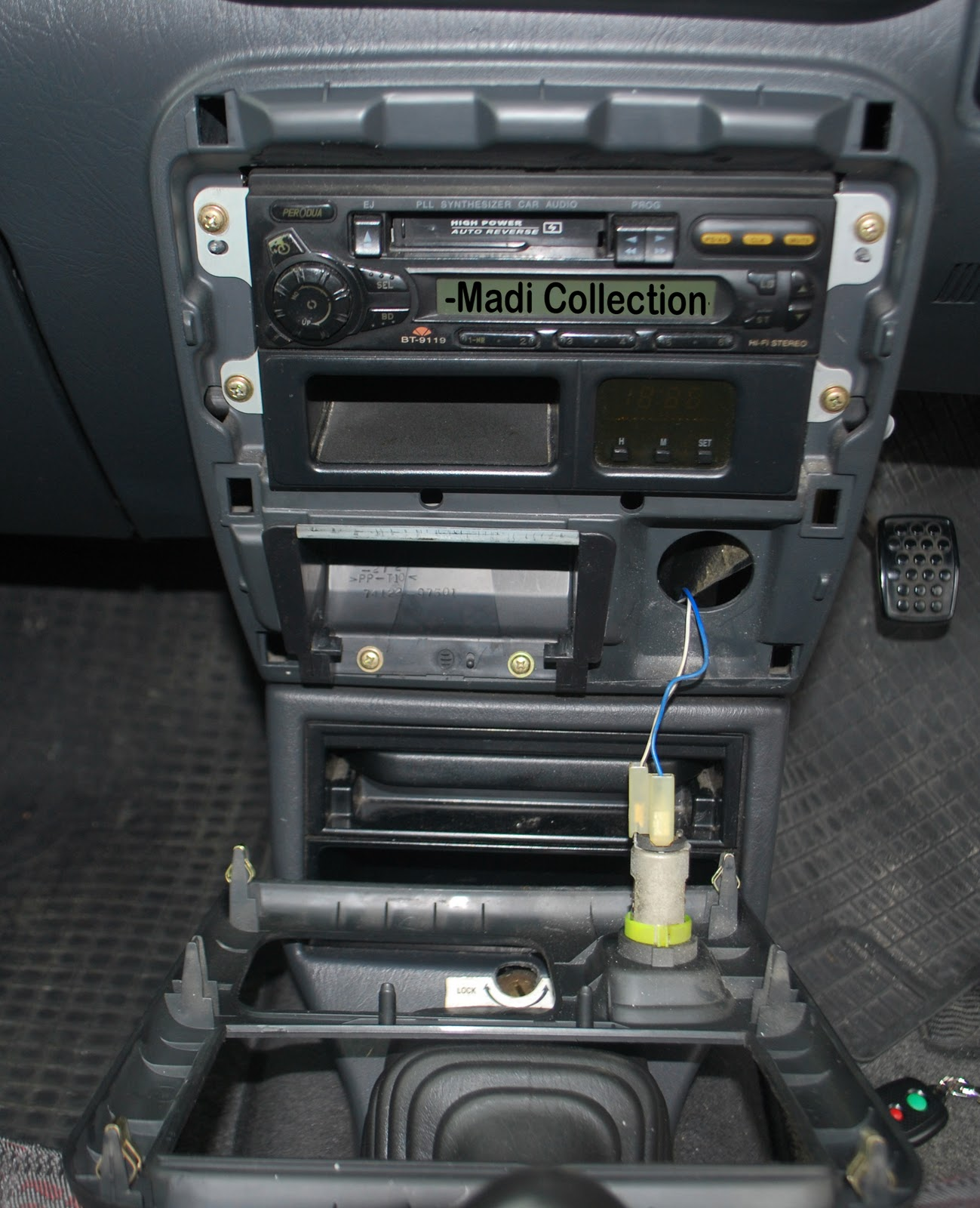 DIY: Fix On Your Own: Kelisa Radio Cover Removal From